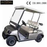 Automobile elettrica verde di golf di 2 Seaters