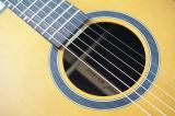 Гитара Sg02crn-40 шнура китайской фабрики твердая верхняя акустическая стальная