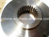 Части CNC изготовления нержавеющей стали Китая подвергая механической обработке