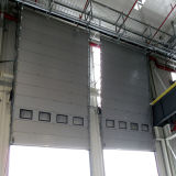 Industrielle Unkosten Isolierschnitttür (HF-007)