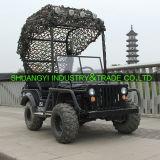 Ejército 150cc verde ATV