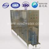 Средний завод минеральной вода 5 галлонов емкости польностью автоматический