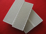 Cordierite infrarouge Honeycomb Ceramic Plate pour Heat Exchange