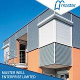 CER Approved Zinc Coated Manual/Automatic Folding Rolling/Roller Shutter Windows Popular Aluminium PU-Foaming auf Europäer