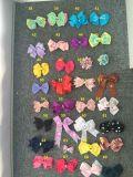 Bowknot-Form-dekorative Metallsilber-Haarnadeln für Kinder 41