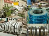 201 laminó precio de las tiras del acero inoxidable
