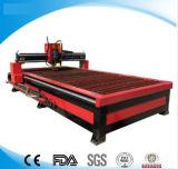 Máquina de corte do plasma do CNC para as chapas de aço