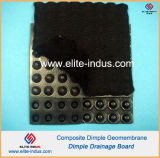 Non Woven GeotextileのHDPE Waterproof Drainage Membrane
