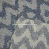 Al igual que en caliente de lino Jacquard Diseño de la materia textil suave cortina de ventana Tela