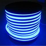 Blauwe Flexibele LEIDEN Neonlicht met Volledig Stevig pvc