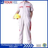 Workwear коротких Coveralls втулки белый на лето (YLT116)