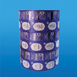 Prodotti lattier-caseario laminati alluminio personalizzati di stampa che impaccano pellicola