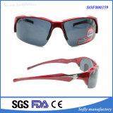 Glaces fraîches personnalisées d'oeil polarisées par promotion UV de protection d'OEM