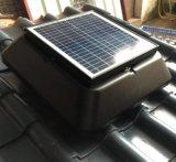 30W zonne Zolder het ventilatorgelijkstroom Ventilator van het Dak van de Ventilator Zonne
