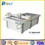 Máquina automática automatizada cuchillo oscilante del trazador del corte de la ropa