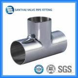 T sanitários do aço inoxidável do fabricante profissional de Wenzhou