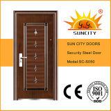 Цена дверей классицистического утюга конструкции нанесённое (SC-S050)