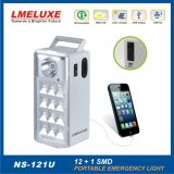 SMD LED-+ USB-Export-Notleuchte