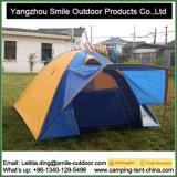 Barraca de acampamento ao ar livre feita sob encomenda da abóbada da porta da oferta da família