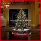2016 festa Decoration LED Snowing Christmas Tree con Music