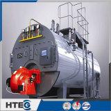Chaudière de gas-oil de série de Wns avec le rendement de combustion élevé
