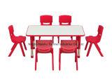 Conjuntos de mobiliario escolar, escritorio y silla para niños, Juegos de mesa y una silla