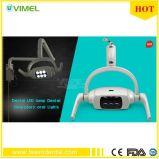 Lámpara dental LED de luz de funcionamiento para equipo de la unidad dental