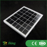 OEM Accepted 4.5W Mono Solar Panel Set con IP65