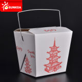16oz 24oz 26oz 32oz Disposable Paper chinesisches Food Noodle Box