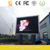 Im FreienFull Color LED Display für Video Wall