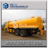 Sino HOWO 6X4 20000 da água litros de caminhão de tanque