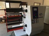máquina que raja de la película plástica de la anchura de 600m m