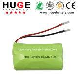 Batterie rechargeable du lithium 18650 de la qualité 3.7V