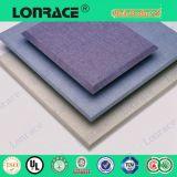 Polyester-Faser-akustische Wand