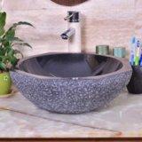 Saleのための自然なStone Wash Basin
