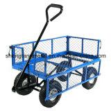Steel resistente Crate Wagon com 1400 libras de Capacity