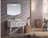 虚栄心のSanitarywareのステンレス鋼の浴室用キャビネット(YX-80809)