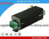Venda quente RS232 RS485  Protetor de impulso do sinal de controle do Fixo-Tempo