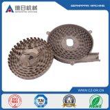 Pieza de acero fundido inoxidable de la pieza de acero fundido del hierro