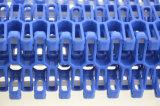 Großer Abstand Sideflex modularer drehenplastikriemen für gewundene Förderanlage