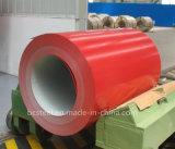 PPGI, couleur a enduit l'enroulement en acier, enroulement en acier galvanisé enduit d'une première couche de peinture