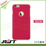 Cassa di plastica dura opaca del telefono mobile per il iPhone 6s