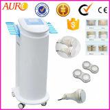 Machine ultrasonique de massage de la cavitation perdante verticale rf de poids