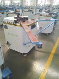 Machine sertissante faisante le coin principale simple de profil en aluminium de guichet d'Aluiminum