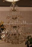 Свет канделябра светильника приспособления освещения самомоднейшего Swarovski кристаллический украшения Phine нутряной привесной