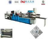 Máquina plegable de papel de la servilleta de alta velocidad del restaurante 2 capas