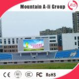 P10 verbessern im Freien farbenreiche LED Panels des wasserdichten Stadion-