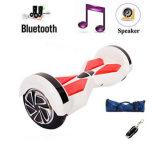 Großhandelsrad elektrisches Hoverboard des China-kundenspezifisches intelligentes Ausgleich-2 mit Bluetooth und Lautsprecher