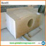 La Cina acquistabile Golden Granite Vanity Top per Residential