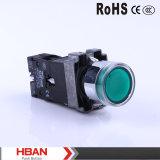 Drucktastenschalter des Cer-Hby5 geleuchteter momentaner der Serien-22mm LED Licht